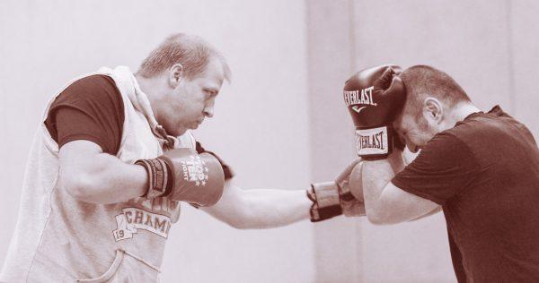 Sando Kickboxen